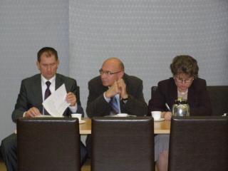 XXXIV Sesja Rady Gminy Osie
