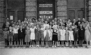 Łążek w XX wieku