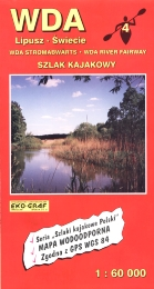 Szlak kajakowy - Wda